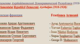 Din Baku în București, un Parlamentar în Guvernul Azerbaidjan |  Arșag A. Baronian – Արշակ Յ. Պարոնեան (1867 – 25 ianuarie 1933)