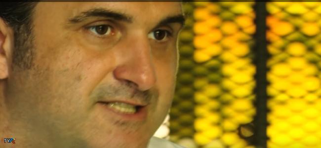 """CONVIEȚUIRI   """"Ciocolata este fericire"""", spune Ciprian Zobuian"""