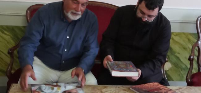 Donație de cărți pentru Ordinul Mekhitarist din Veneția