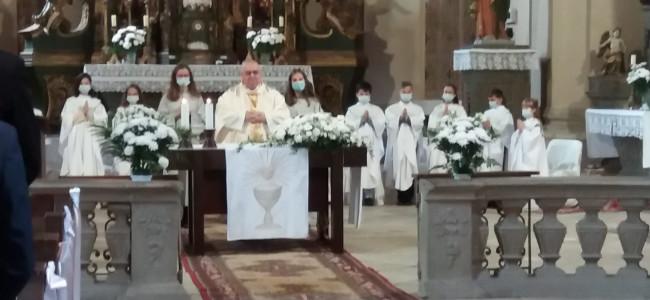 GHERLA   Sărbătoare creştinească în Catedrala armeano-catolică