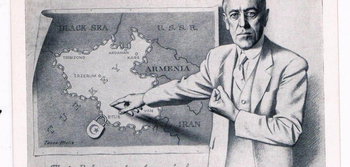 PAGINI DE ISTORIE   Cum au recunoscut SUA, Republica Armenia