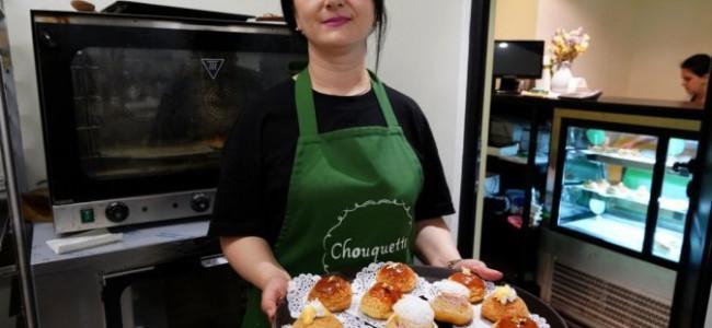ARȚAKH | Diana, patiser la Stepanakert