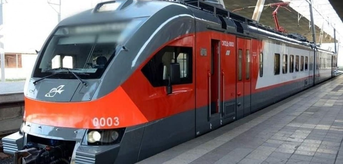 TRANSPORTURI   Cursele pe linia ferată Erevan-Tbilisi-Erevan vor fi zilnice, începând cu 2 octombrie