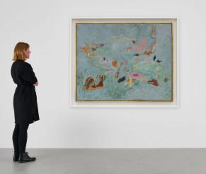 SUA   O Pictură necunoscută de Arshile Gorky găsită la New York