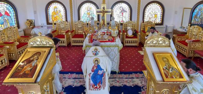Basilica.ro I Patriarhul, în Liturghie la 14 ani de la întronizare: S-a rugat Sf. Grigorie Luminătorul și a elogiat zelul său