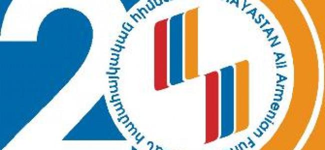 RAPORT FINANCIAR PRIVIND STRÂNGEREA DE DONAŢII   PENTRU FONDUL  ARMENIA  ÎN CONTUL   ANULUI 2011