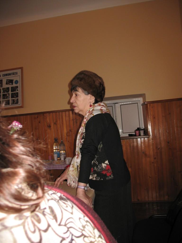 Viorica Popa, liderul comunitatii armene din Botosani, vorbeste despre retetele culinare traditionale ale armenilor