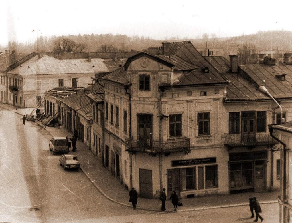 Restaurantul Mestecanis - demolare
