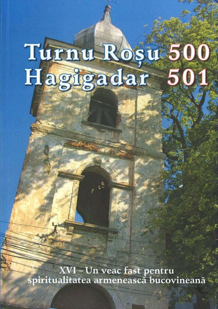 Albumul Turnu Rosu - Hagigadar