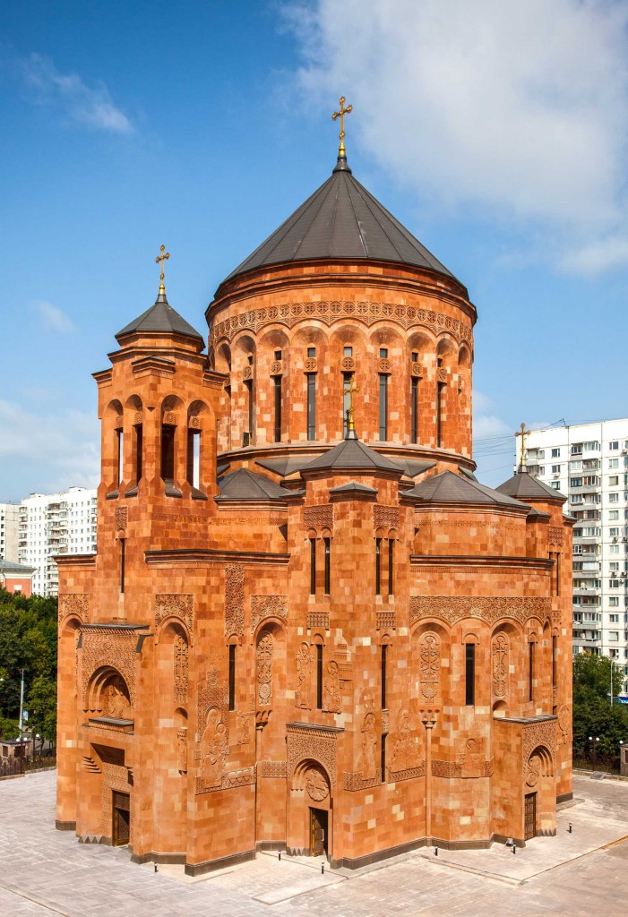 16- Cathedral in Moscow (1)