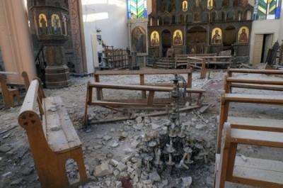 Arm-Church-Burning