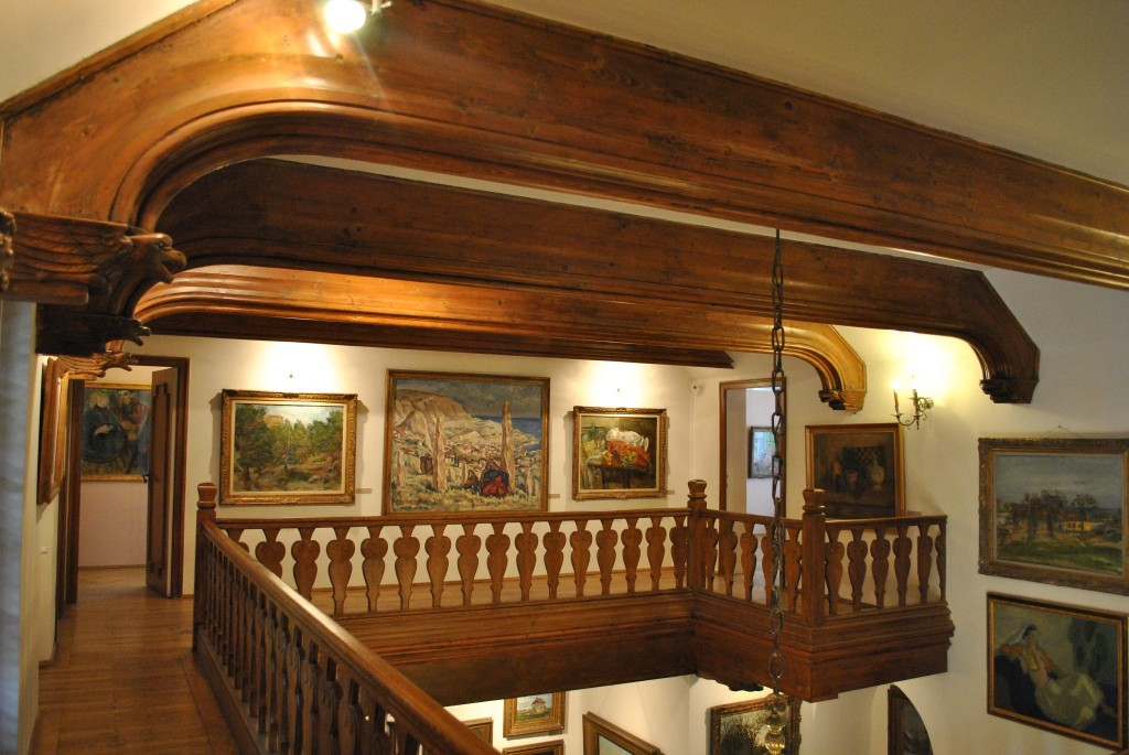 interior Muzeul K.H.Zambaccian