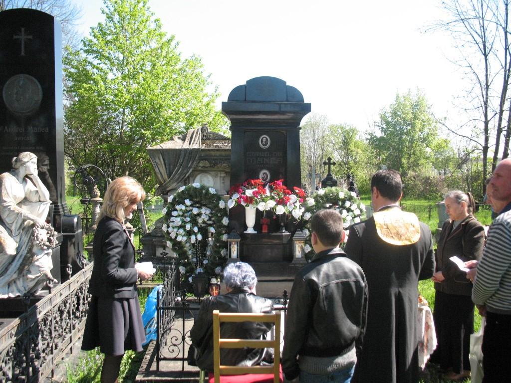 16. Pomenirea inaintasilor familiilor armene Manea si Ferhat