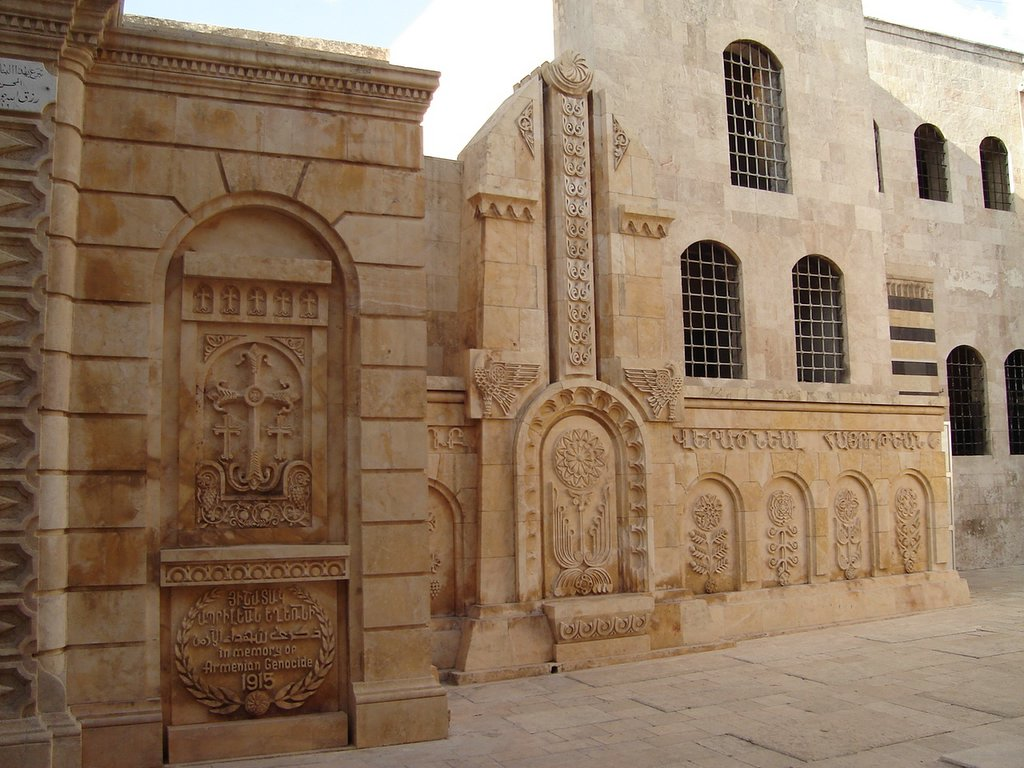 Armenian_Genocide_memorial_in_Aleppo_Syria_at_the_Armenian_church_40_martyrs