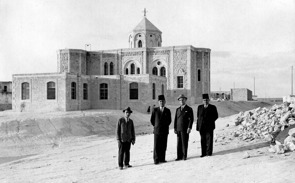 Saint_Krikor_church_Al_Midan_Aleppo_1936
