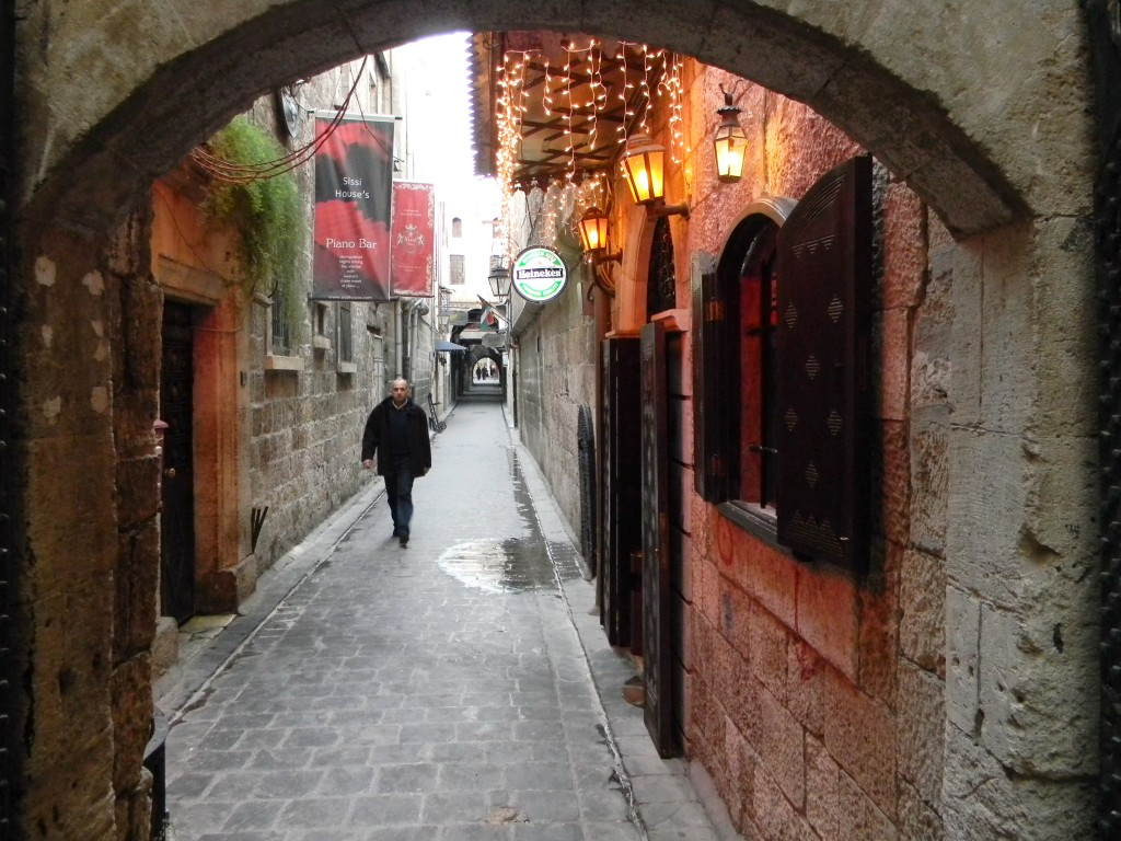 Sisi_street_Armenian_quarter_Aleppo