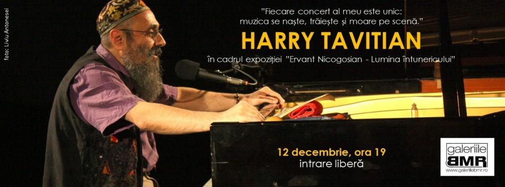 cover Harry Tavitian
