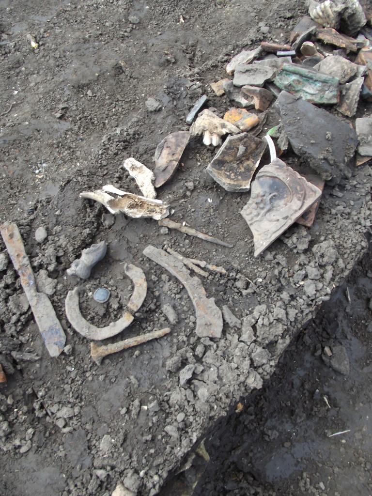 Noi descoperiri arheologice în vechiul cimitir armenesc al Bisericii Sf. Simion (6)