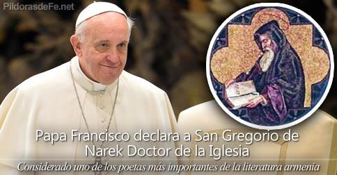 papa-francisco-doctor-narek