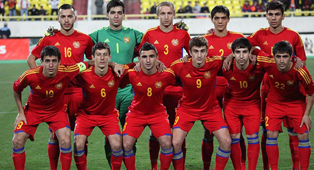 armenia-u21-national-football-team