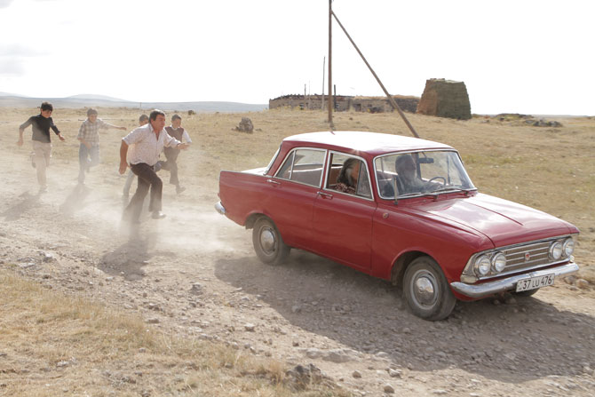 Moskvich my love