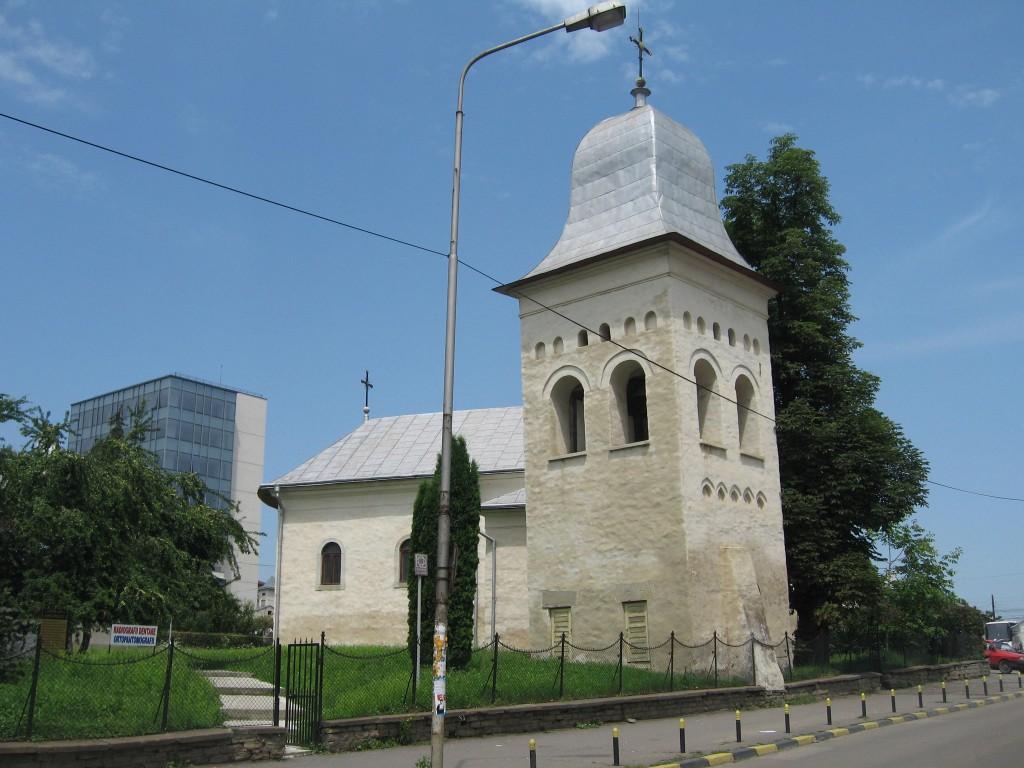 Biserica Sf Cruce Suceava