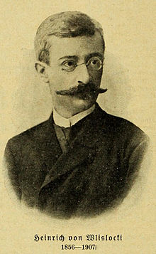 Heinrichwlislocki
